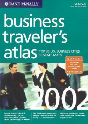 Business Traveler's Atlas: Top 30 U. S. Business Cities, 50 State Maps