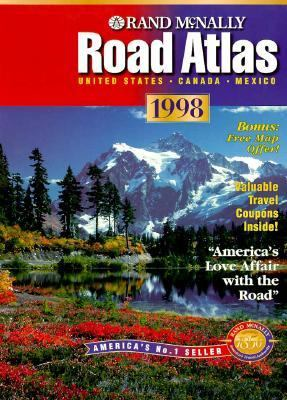 Rand McNally Road Atlas : United States, Canada, Mexico