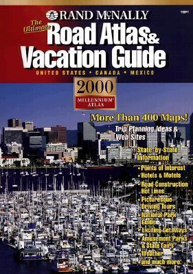 2000 Ultimate Road Atlas and Vacation Planner