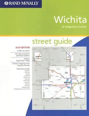 Wichita & Sedgewick County, Kansas Street Guide