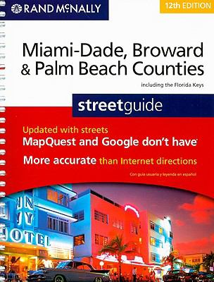 Miami-Dade/Brow/Palm, Florida Atlas