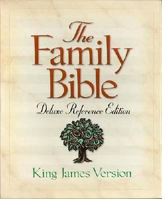 The Family Bible, Deluxe Reference Edition