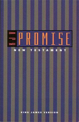 KJV Personal Promise New Testament - World Publishing Company - Paperback