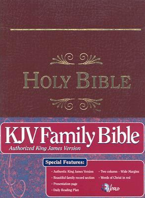Family Bible Value Edition