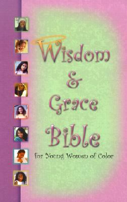 KJV Wisdom and Grace Bible for Young Women of Color Study Bible