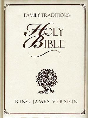 KJV Family Traditions Bible with World's Visual Reference System
