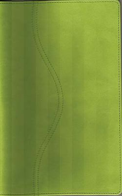 Holy Bible King James Version, Visual Reference, Green Soft Touch