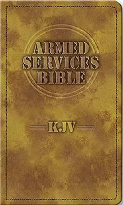 Armed Services Bible King James Version, Desert Camo