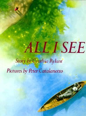 All I See - Cynthia Rylant - Hardcover