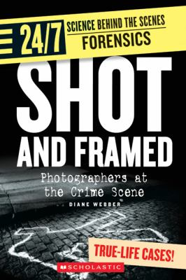 Shot And Framed Photographers at the Crime Scene