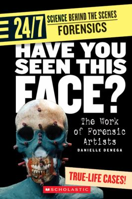 Have You Seen This Face? The Work of Forensic Artists