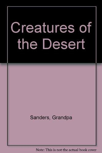Creatures of the Desert