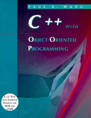 C++ With Object-Oriented Programming