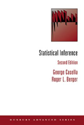 Statistical Inference By Casella 2nd International Edition