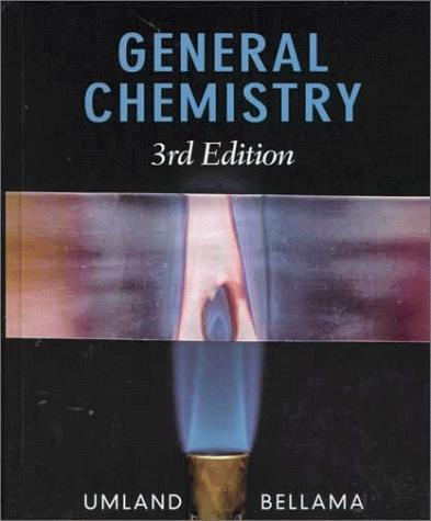 General Chemistry (with CD-ROM and InfoTrac )
