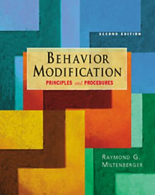 Behavior Modification Principles and Practices