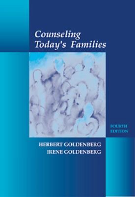 Counseling Today's Families (Marital, Couple, & Family Counseling)