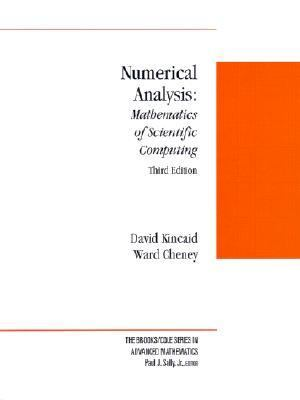 Numerical Analysis Mathematics of Scientific Computing