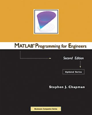 MATLAB Programming for Engineers (2nd Edition)