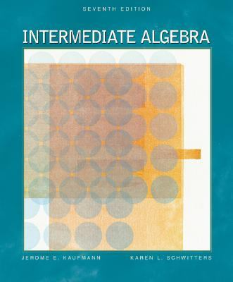 Intermediate Algebra With Bca Tutorial, and Infotrac