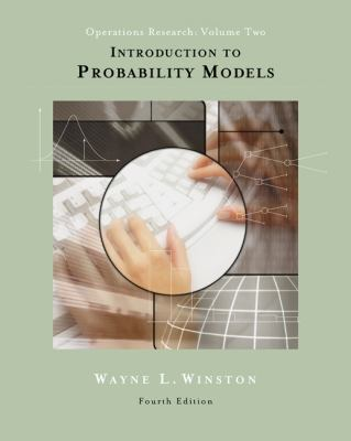 Introduction to Probability Models Operations Research With Infotrac