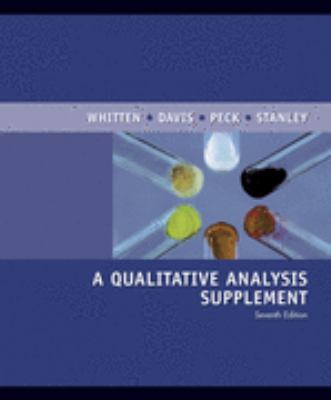Qualitative Analysis Supplement