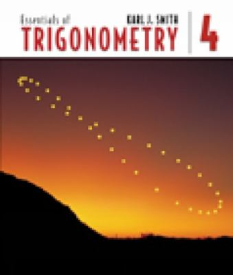 Essentials of Trigonometry