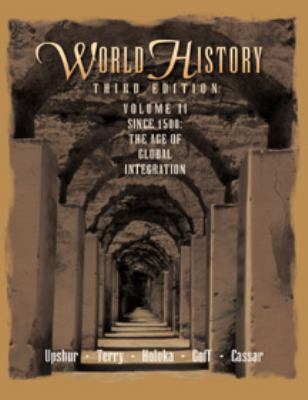 World History,v.ii