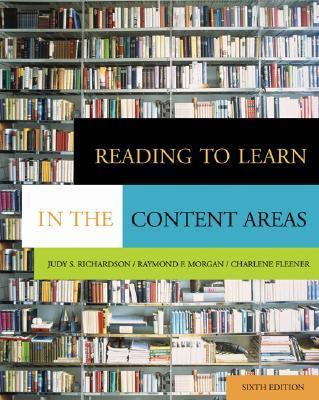 Reading To Learn In The Content Areas With Infotrac