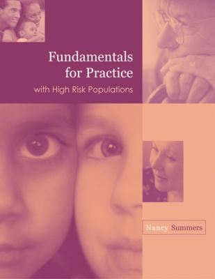 Fundamentals for Practice with High Risk Populations (SAB 125 Substance Abuse Case Management)