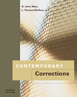 Contemporary Corrections