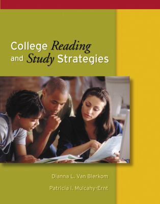 College Reading And Study Strategies