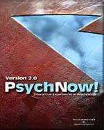 PsychNow! CD-ROM Version 2.0: Interactive Experiences in Psychology