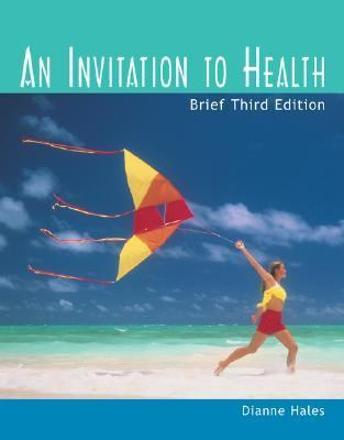 Invitation to Health With Profile Plus 2004 Personal Health Assessments and Health Almanac, Health, Fitness and Wellness Internet Trifold, and Infotrac