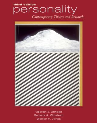 Personality Contemporary Theory and Research