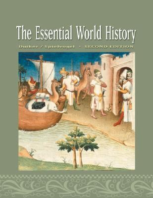 Essential World History Comprehensive Volume With Infotrac