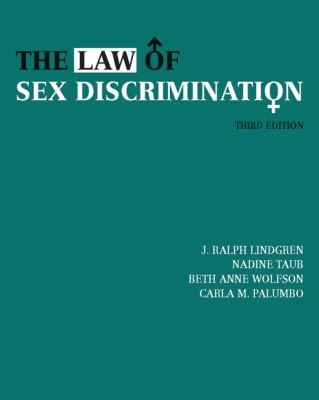 Law Of Sex Discrimination
