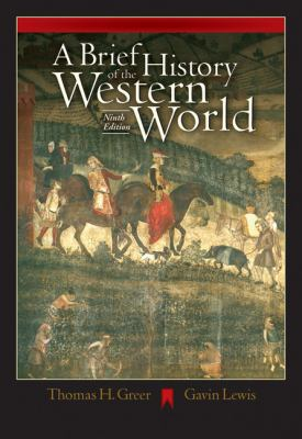 A Brief History of the Western World (with CD-ROM and InfoTrac)