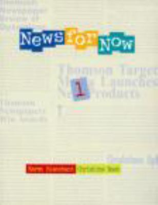 News for Now Book 1:student Book