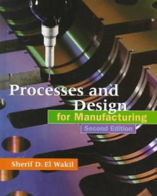 Processes+design for Manufacturing