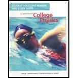 College Physics: Student Solution Manual And Study Guide (Vol. 2, 7th edition)