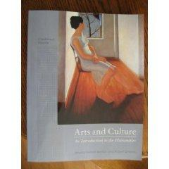 Arts and Culture an Introduction to the Humanities (Combined Volume)