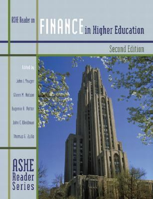 ASHE Reader on Finance in Higher Education