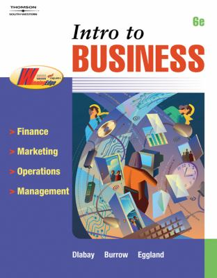 Intro To Business Finance, Marketing, Operations, Management