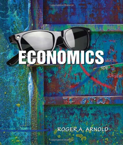 Economics (Book Only) (Available Titles CourseMate)