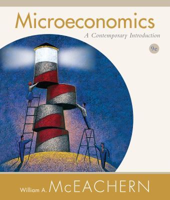 Microeconomics: A Contemporary Introduction (Available Titles CourseMate)