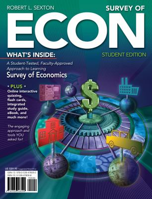 Survey of ECON (with Printed Access Card)