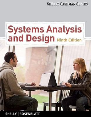 Systems Analysis and Design (SAM 2010 Compatible Products)