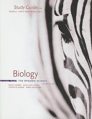 Biology : The Dynamic Science Study Guide