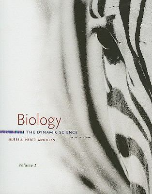 Biology: The Dynamic Science, Volume 1, Units 1 & 2